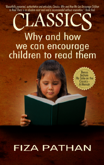 CLASSICS: Why and how we can encourage children to read them